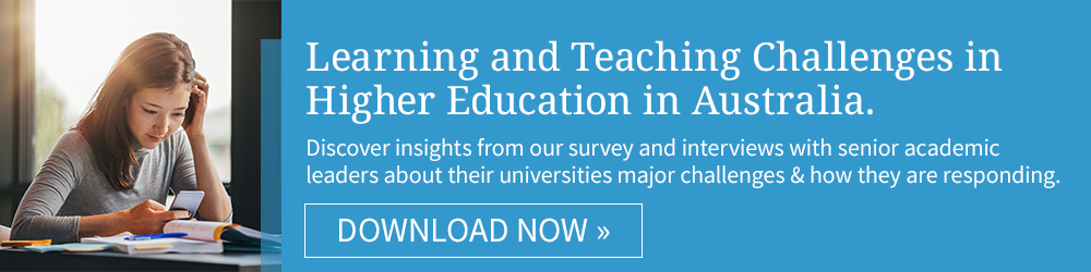 Whitepaper: Learning and teaching challenges in higher education in Australia